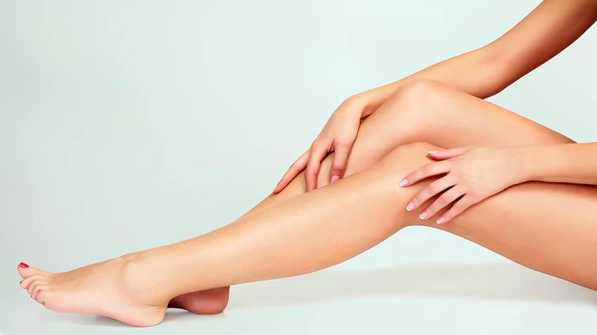 Крака за лазерна епилация